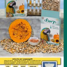 Fiory Clasic Mix Papagali Mari 600 gr - Mancare pasari
