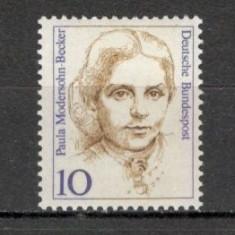 Germania.1988 Personalitati feminine  SG.597