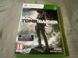 Joc Tomb Raider Combat Edition, xbox360, original, alte sute de jocuri!, Actiune, 18+, Single player