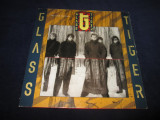 Glass Tiger ‎– The Thin Red Line _ vinyl(LP,album) Canada, VINIL, capitol records