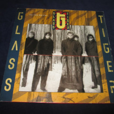 Glass Tiger – The Thin Red Line _ vinyl(LP, album) Canada - Muzica Rock capitol records, VINIL