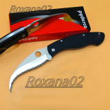 CUTIT. BRICEAG Spyderco Model: VG-10 KARAMBIT Made in Japan. EXCELENT!, Cutit tactic