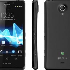 Vand urgent Sony Xperia T LT30p - Telefon mobil Sony Xperia T, Negru, Neblocat