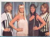 Bnk cp ABBA - carte postala necirculata, Printata