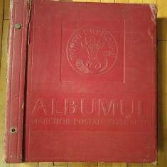 Albumul marcilor postale romanesti, 1958 - Album timbre filatelic filatelie