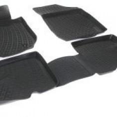 Covoare cauciuc stil tavita DACIA LOGAN 2008-2014 (3D 0368, A10 ) - Covorase Auto, LOGAN pick-up (US) - [2008 - 2013]