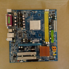 Placa de baza Gigabyte GA-M61SME-S2 socket AM2 - defecta, Pentru AMD, Socket: 940, DDR2, MicroATX