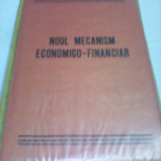 DIAPOZITIVE NOUL MECANISM ECONOMICO-FINANCIAR 1985