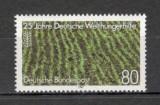 Germania.1987 25 ani ajutorul de hrana  SG.586, Nestampilat