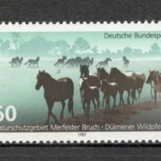 Germania.1987 Natura si protejarea mediului SG.577 - Timbre straine, Nestampilat