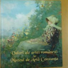 Muzeul Constanta valori ale artei romanesti 2001 Constanta catalog muzeu - Album Muzee