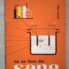 Ce se face din sare, Ed Stiintifica, Bucuresti 1964, ing Stefan Lupan - Carte Epoca de aur