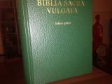 BIBLIA SACRA( VULGATA). EDITIO QUINTA, DEUTSCHE BIBELGESELLSCHAFT STUTTGART 2007