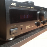 Amplificator & Receiver Stereo, marca JVC - RX - 230R - Impecabil cu telecomanda - Amplificator audio Jvc, 81-120W