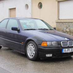 BMW E36 316i compact, 1.6 benzina, an 1998, 200000 km, Seria 3