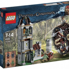 LEGO - Pirates of the Carribean ( Piratii din Caraibe ) The Mill #4183, 10-14 ani