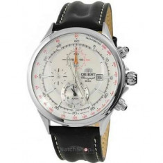 Vand ceas Orient Sportu Quartz TD0T004W Cronograf - Ceas barbatesc