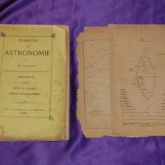 Adolphe Quetelet - Elemente de astronomie - traducere de Spiru Haret 1873 (f0129 - Carte Astronomie