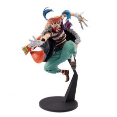 One Piece Scultures Figure Big Zoukeio 4 Buggy 17 cm