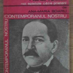 Constantin Negruzzi Noi Epistole Catre Prieteni - Ana-maria Boariu, 386979 - Biografie