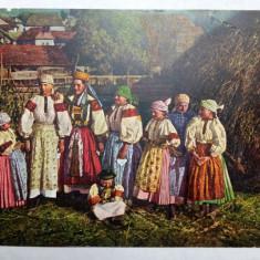 RIMETEA - ALBA - TOROCKOI - TRASCAU - 1916 - COSTUME POPULARE SPLENDIDE - Carte Postala Transilvania 1904-1918, Necirculata, Fotografie