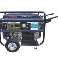 Generator Stern Austria GY6500A - Generator curent Stern, Generatoare uz general