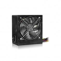 Sursa Floston FL500 Extra, Putere 500W, Ventilator 120mm, 1x PCI-E 6 pin, 3x SATA, 3x Molex - Sursa PC