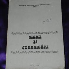 Studii si comunicari de etnologie vol 5 1990 sibiu ilie moise (f0020