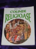 Colinde religioase - Marin Velea autograf (f0016
