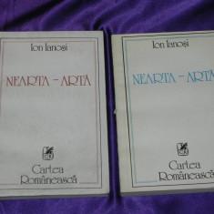 Ion Ianosi - Nearta-Arta vol 1-2 (f0132