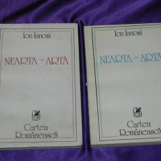 Ion Ianosi - Nearta-Arta vol 1-2 (f0132