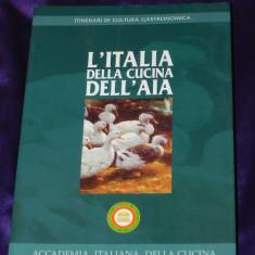 L Italia della Cucina dell Aia Antropologie alimentara italiana retete (f0011 - Carte Sociologie