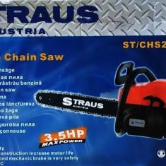 Drujba pe benzina Straus Austria 3, 5 CP ST/CHS 2500G