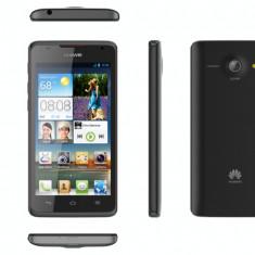 Huawei Ascend Y530 - Telefon Huawei, Negru, Orange