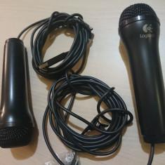 Microfon Logitech compatibil console Wii, Xbox, PS3, PS4 si PC