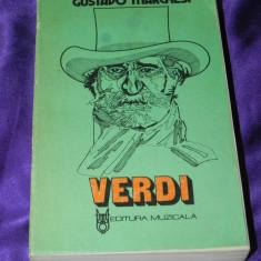 Gustavo Marchesi - Giuseppe Verdi (f0026 - Carte Arta muzicala