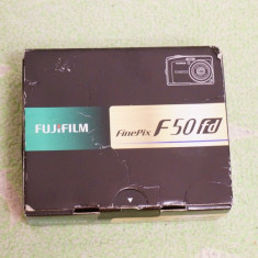 Aparat foto Fujifilm fd50 12 Mpixeli - defect - Aparat Foto compact Fujifilm, Compact, 12 Mpx, 3x, 2.7 inch