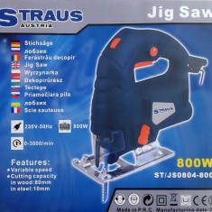 Ferastrau pendular Straus Austria 800W 3000/rMIN - Fierastrau circular