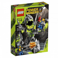 LEGO - Power Miners Crystal King #8962, 10-14 ani