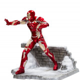 Avengers Age of Ultron Action Hero Vignette 1/9 Iron Man Mark XLIII 20 cm - Figurina Desene animate