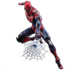 Marvel Comics Variant Play Arts Kai Spiderman 25 cm - Figurina Povesti