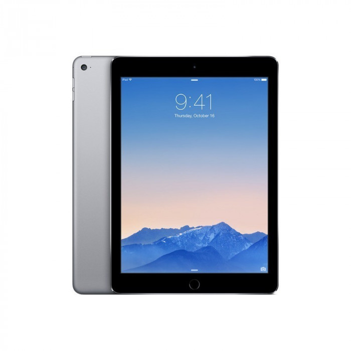 Tableta Apple iPad Air 2 16GB Wi-Fi Grey foto mare
