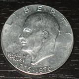 Moneda comemorativa 1 dolar SUA 1976, America de Nord