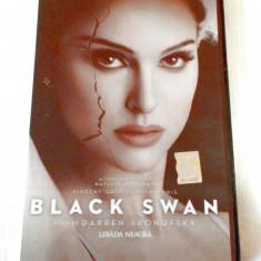 LEBĂDA NEAGRĂ (BLACK SWAN) [2010] (ORIGINAL, IMPECABIL, ROMÂNĂ) - Film thriller, DVD, Romana