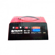 Redresor baterii auto-moto Straus Austria ST/CB-19M 100W - Redresor Auto