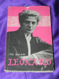 Th. Balan - Leonard printul operetei (f0030
