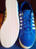 Adidasi K-Swiss Tennis II  42.5EU -piele naturala, 42.5, Albastru, K-Swiss