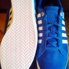 Adidasi K-Swiss Tennis II 42.5EU -piele naturala - Adidasi barbati K-Swiss, Culoare: Albastru