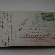 Bukowina circulatie Dragoiesti, cenzura Gura Humorului - Carte Postala Bucovina 1904-1918, Circulata, Printata