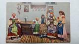 RIMETEA  - ALBA - TOROCKOI - TRASCAU - 1916 - COSTUME POPULARE SPLENDIDE, Necirculata, Fotografie